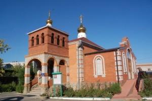 Кладбищенский храм Иосифа Астраханского